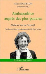 Boek over het voorzitterschap van Alwine  bij ATD Quart Monde