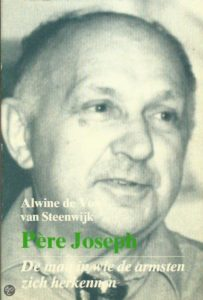 Boek over pere Joseph door Alwine.